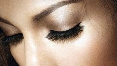 lashes, brow shaping